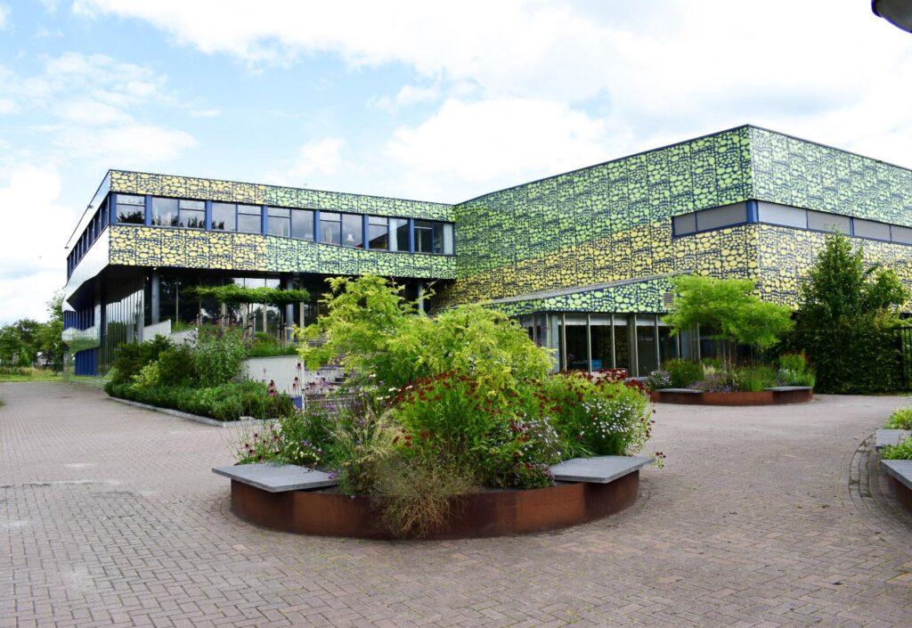 Renovatie schoolterrein
